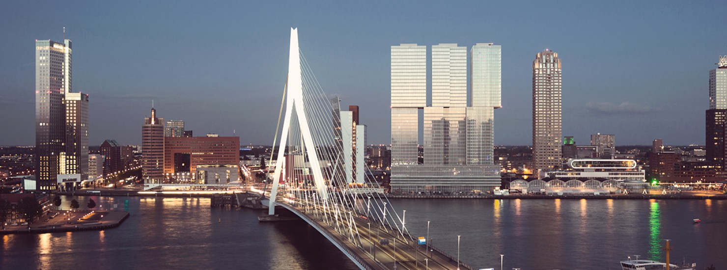 "KATABA table @ NHOW hotel ""De Rotterdam"" |"
