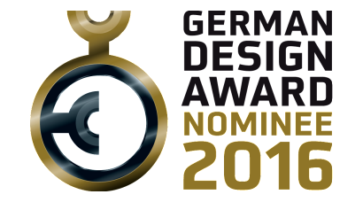 German Design Award Nomination 2016